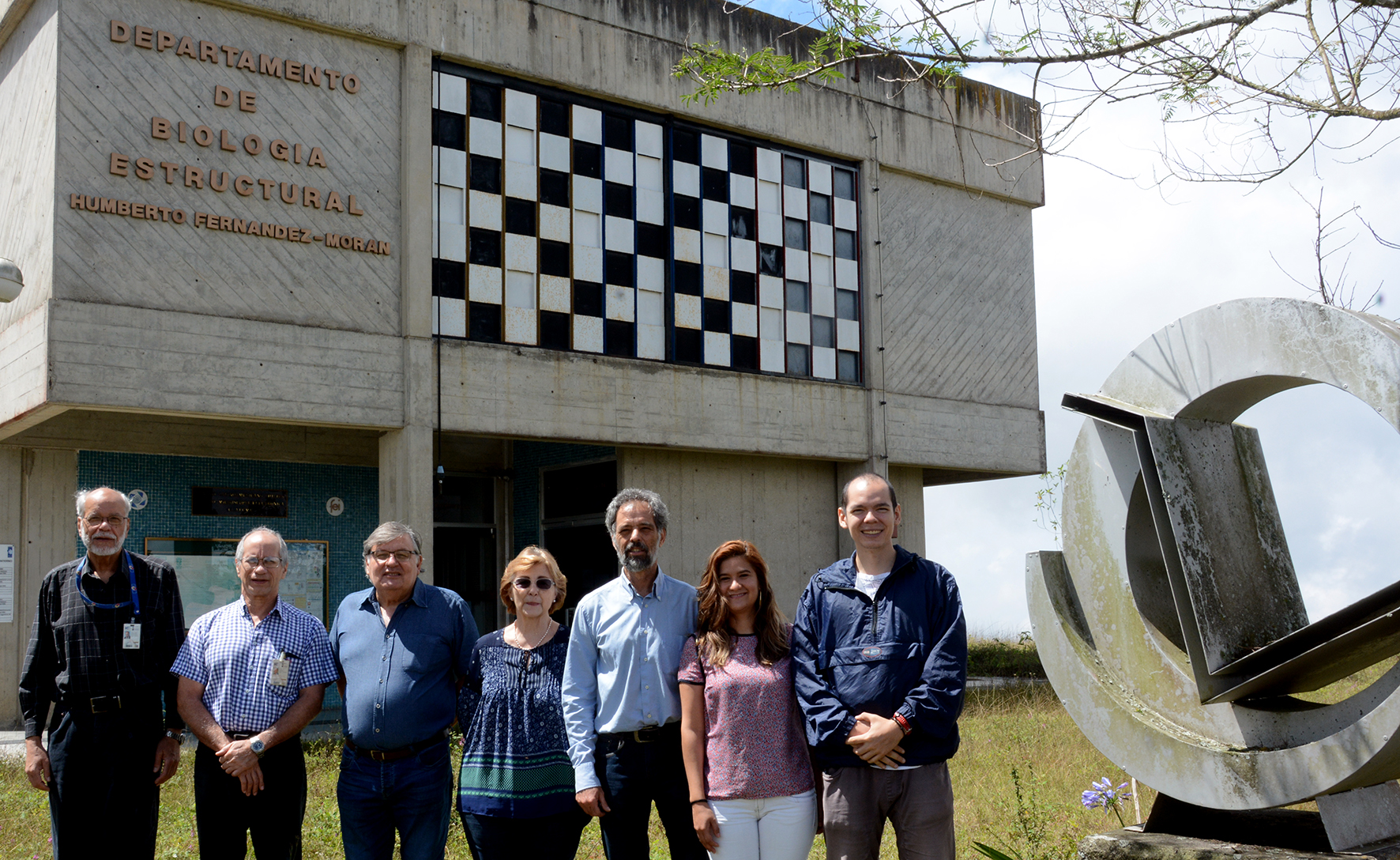 Structural Biology Laboratory 2018