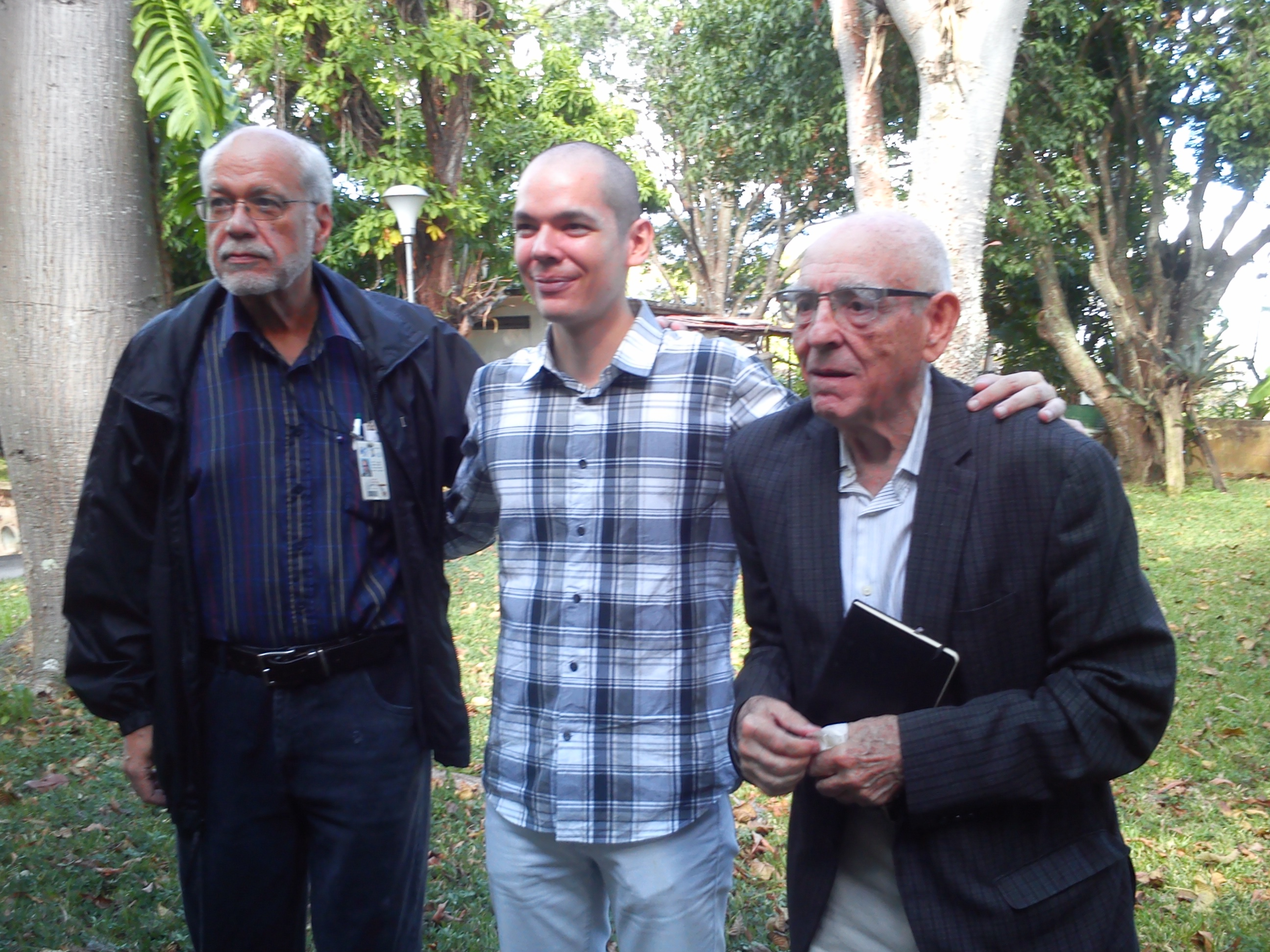 Raúl Padrón, Sebastian Duno & Carlo Caputo - February 2, 2018
