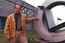 Raúl Padrón - Centro de Biología Estructural - IVIC - 1998 - Fotografía: Mardonio Diaz